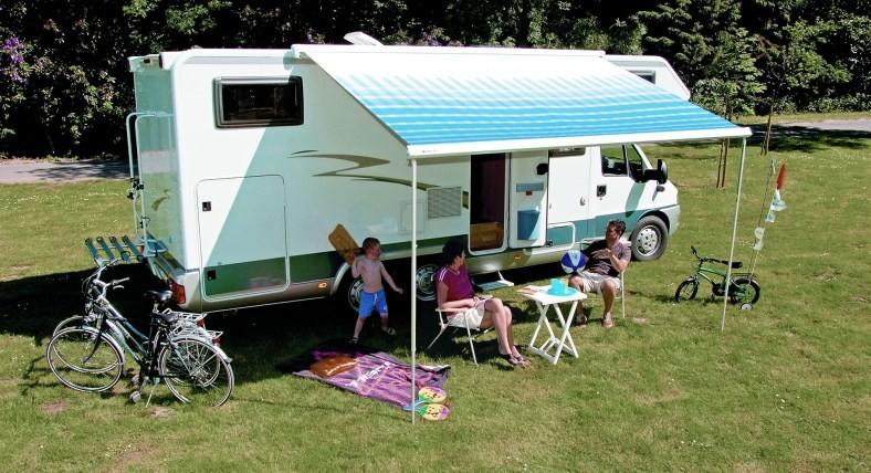 Thule Omnistor 8000 Caravan and Motorhome Awning