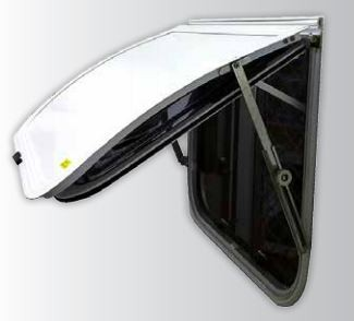 ATRV Curved Window Protector Shade