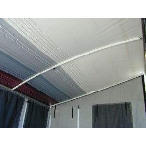 ATRV curved roof rafter suits rollout awning projection of 2.4m