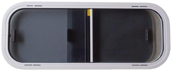 Aussie Caravan Sliding Window
