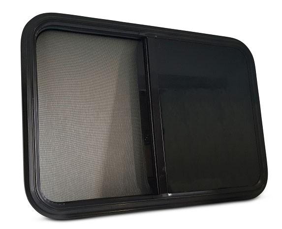 OzVan Caravan Sliding Windows