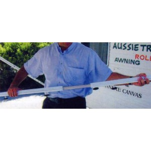 Aussie Traveller anti flap kit suits 2300 to 2400 awning projection