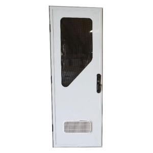 Square Entry Door - OzVan