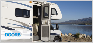 Caravan Doors